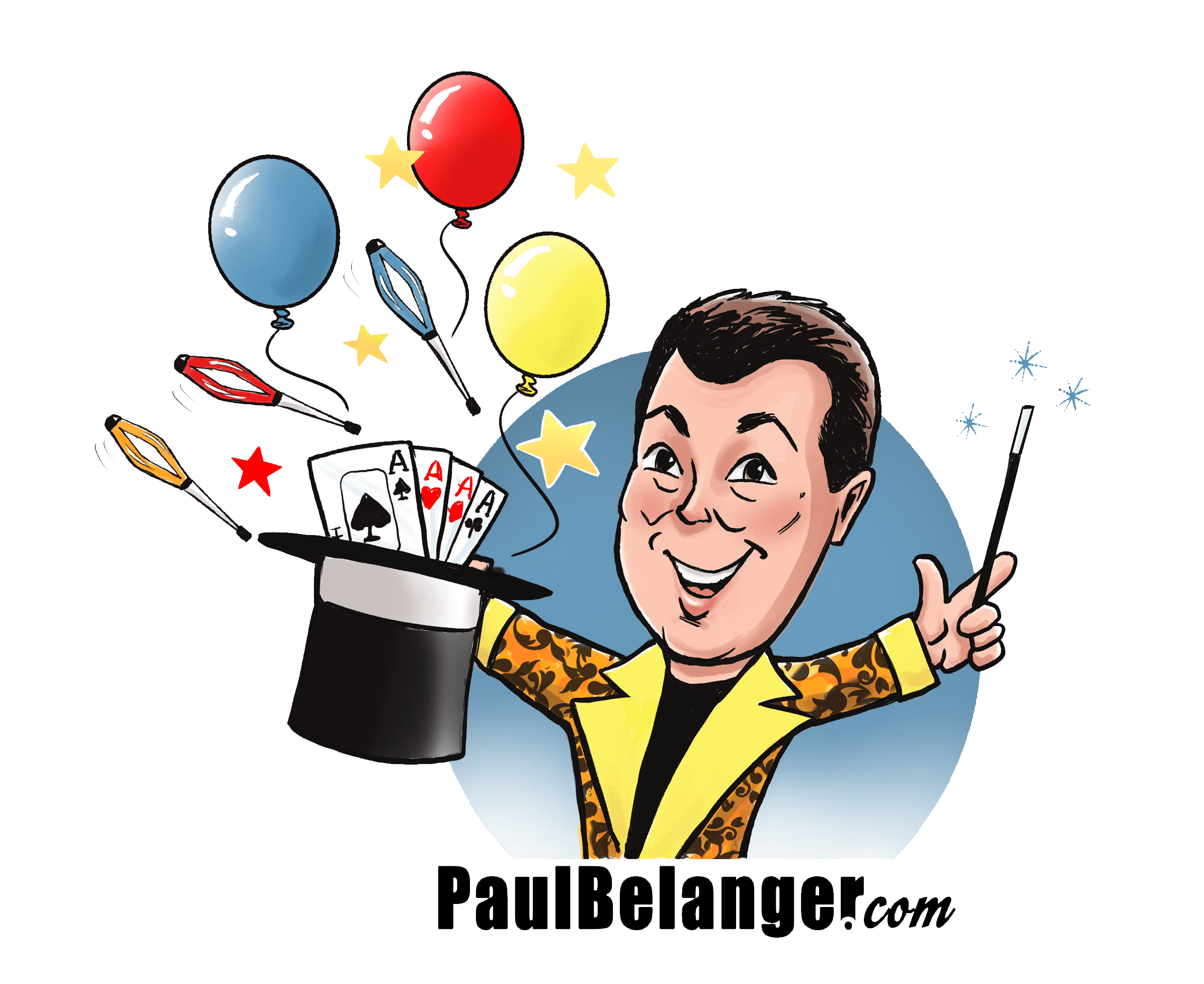 PaulBelanger.com